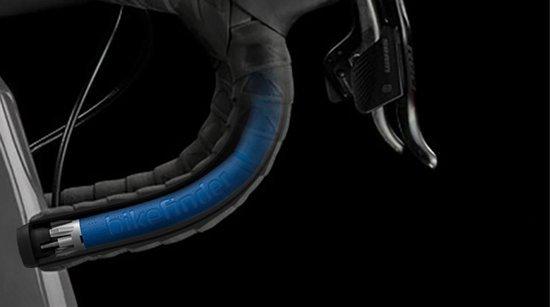 bikefinder gps fiets tracker met abonnement in stuur ingebouw