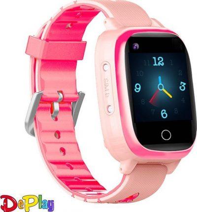 DePlay 4G KidsWatch kinder horloge gps waterdicht smartwatch activity tracker