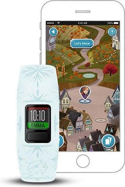 garmin kinder horloge smartwatch vivofit fitness tracker activity activiteiten